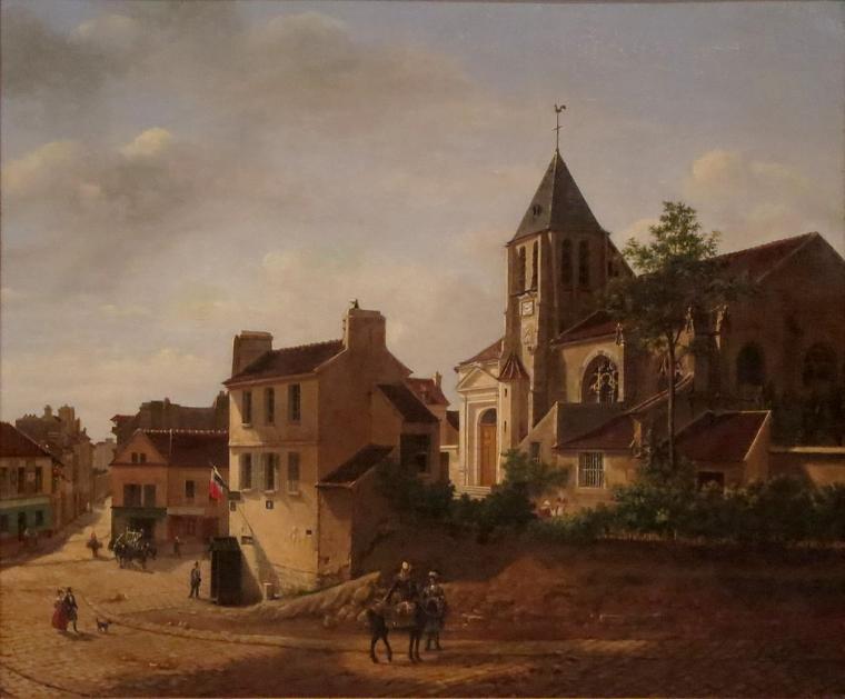 Village de charonne