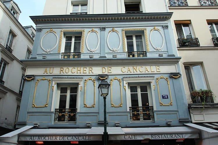 balade paris visite rue montorgueil