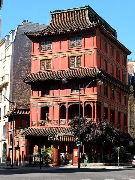 balade paris visite pagode chinoise