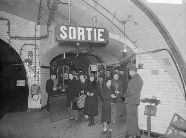 poinconneur metro